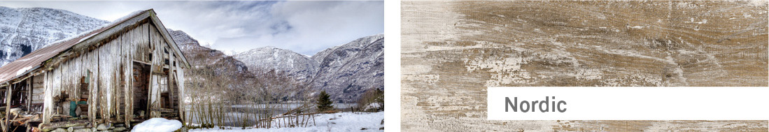 Treppenrenovierung - Dekor Nordic
