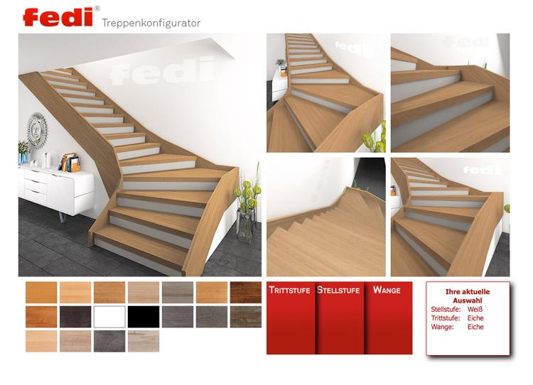 Treppenkonfigurator