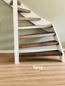 Treppenrenovierung - Terra