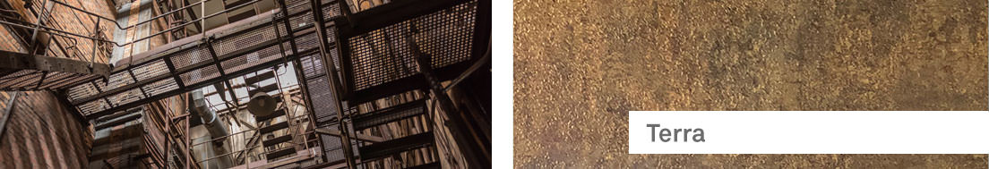 Treppenrenovierung - Dekor Terra