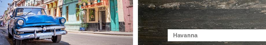Treppenrenovierung - Dekor Havanna
