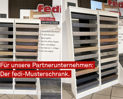 Fedi Musterschrank